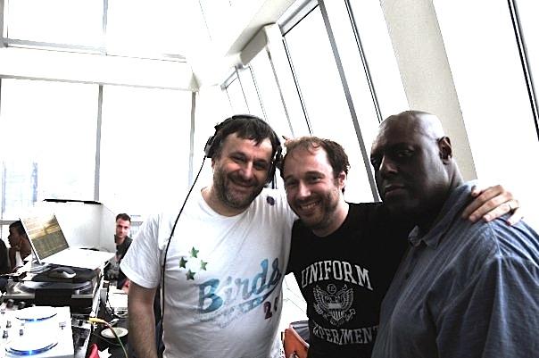 Francois Kevorkian, Alex From Tokyo & Tony Humphries