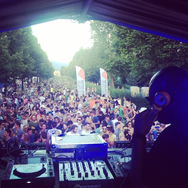 Tony Humphries @ Kappa Festival 2014