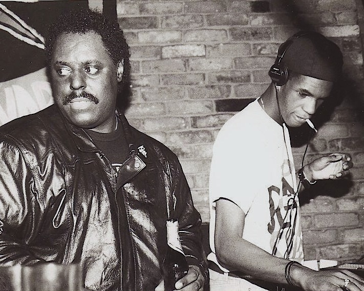 Tony Humphries & Kid Batchelor