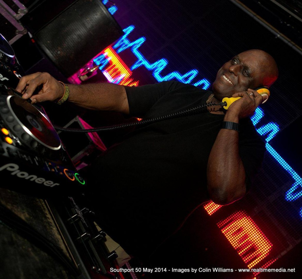 Tony Humphries @ Southport Weekender 2014