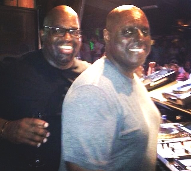 Tony Humphries & Frankie Knuckles @ Il Muretto/ Italy