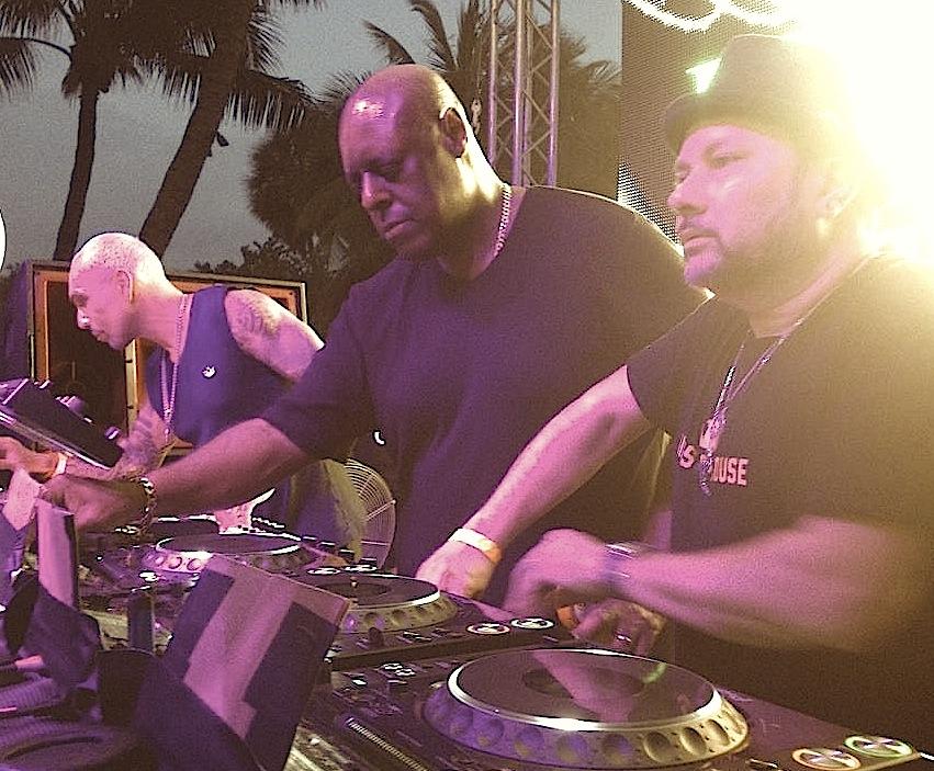 Kings of House - David Morales, Tony Humphries & Louie Vega @ WMC 2014