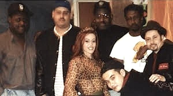 Lady Miss Kier, Tony Humphries, Kenny Dope Gonzalez, Frankie Knuckles, Todd Terry, Louie Vega, Sotos